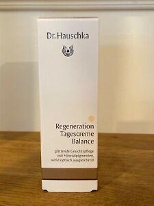 Dr. Hauschka Regeneration Tagescreme Balance * NEU