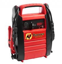 BANNER 12V Power Booster PS12 Power Pack Mobile Starthilfe 2300A *NEU*