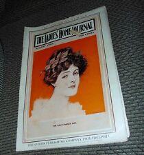 ANTIQUE Magazine AUGUST 1903 LADIES HOME JOURNAL Ads FASHION Fiction +++