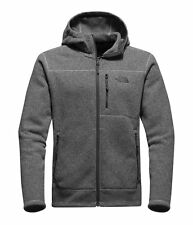 THE NORTH FACE Men's Gordon Lyons Hoodie Jacket Heather Grey NWT $99 XL