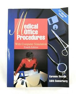 Medical Office Procedures With Computer Simulation: Fourth Edition
