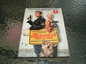DVD - Die Eberhofer-Triple Box - 3 DVDs - Sebastian Bezzel & Simon Schwarz