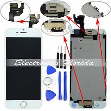 ✔ LCD Touch Screen Digitizer Full Assembly Replacement for iPhone 6 White/Black