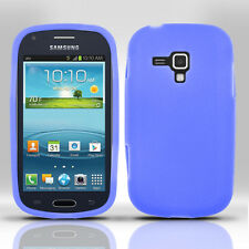 For Samsung Galaxy AMP i407 (AIO) Silicon Cover - Mnay colors to choose from
