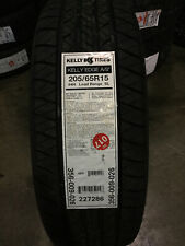 1 New 205 65 15 Kelly Edge A/S Tire