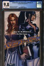 CGC 9.8 2010 Grimm Fairy Tales Short Story Collection #1 Zenescope Comics