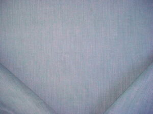 8-3/8Y HANDSOME KRAVET SMART 34326 LAGOON BLUE HERRINGBONE UPHOLSTERY FABRIC