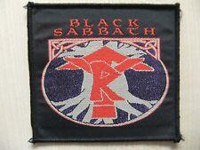 Aufnäher - Patch - Black Sabbath - Tyr - Dio - Ozzy Osbourne - Rainbow - 90´s