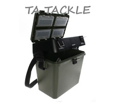 Grandeslam Boat Coarse Fishing  Seat / Tackle Box
