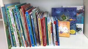 50 englische Bücher für Kinder, Sammlung Paket, 50 english books for children