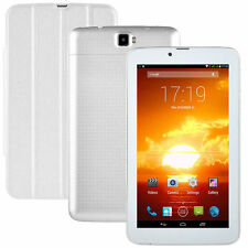 """7"""" inch 725C Dual SIM 3G smartphone unlocked Tablet Android 4.4 WIFI GPS ccca"""