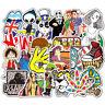 200 Random Skateboard Stickers bomb Vinyl Laptop Luggage Decals Dope Sticker Lot