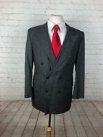 Saint Laurie Men's Gray Suit 40R 32X28 $595