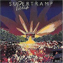 Paris von Supertramp | CD | Zustand akzeptabel