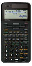 Sharp EL-W506T Write-View Advanced Solar Scientific Calculator A-level Maths