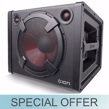 ION Audio Road Rider Bluetooth Wireless Portable Boombox Speaker iPA29 - NEW