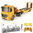 Benz RC Trailer Truck Detachable Flatbed Semi Trailer Tow Engineering Tractor