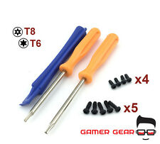 XBOX One Controller Opening Screwdrivers Tool Kit Torx T8 T6 and Screws