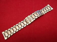 GENUINE EBEL SOLID STAINLESS STEEL 1911 AUTOMATIC 19MM BAND BRACELET