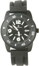 Smith & Wesson Paratrooper Watch SWW-5983 Black face. Black finish stainless con