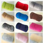 Micro Coral Plain Fleece Blanket Soft Luxury Warm Home Sofa Bed Throw 100*150
