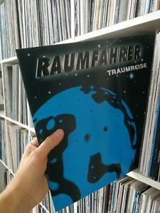 "Raumfahrer - Traumreise (LDC) 12"" Vinyl The Crow Remix Pulsive Techno NEW + RAR"