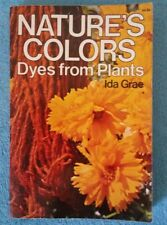 Nature's Colors: Dyes From Plants By Ida Grae