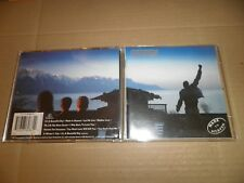 Queen - Made In Heaven CD 1995 UK Embossed Tray + Catalogue Insert Mercury