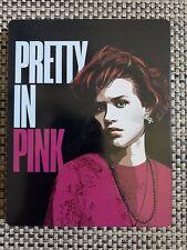Pretty in Pink (Blu-ray + Steelbook) - 35th Anniversary