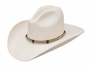 Stetson Centennial 8X Straw Hat, Natural