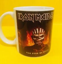 IRON MAIDEN THE BOOK OF SOULS 2015-ALBUM COVER ON AN 11oz MUG.