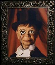 "Haunted Spooky Ventriloquist dummy Photo ""Eyes Follow You"" doll puppet"