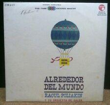 Raoul Poliakin y su Orquesta De Salon ALREDEDOR DEL MUNDO Circulo Musical CM-017