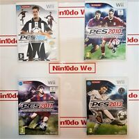 Pro Evolution Soccer PES Game Series (Wii) Football  Multi-Variation Listing