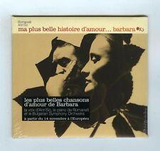 CD (NEUF) ROMANELLI ANN SO MA PLUS BELLE HISTOIRE D'AMOUR BARBARA