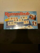Vintage 1997 Rummikub -- The Fast Moving Rummy Tile Game Original New Sealed