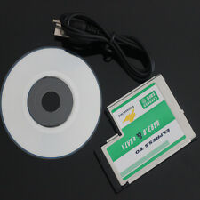 Superspeed Laptop 54mm ExpressCard Express Card to USB 3.0 & eSATA Adapter 5Gbps