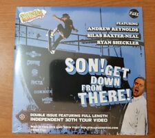 Son Get Down from There Andrew Reynolds Ryan Sheckler Independent Skate Dvd New