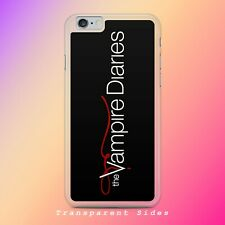 THE VAMPIRE DIARIES LOGO SALVATORE PHONE CASE COVER FOR IPHONE SAMSUNG HUAWEI