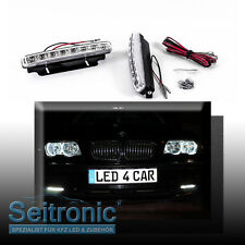DRL LED Tagfahrlicht E4 Prüfzeichen BMW 3 er Compact E36 E46 E90 E91 E92 E93 uvm