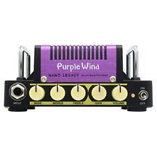 Hotone Nano Legacy Purple Wind 5w Class AB Mini Guitar Amp