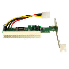 PCI-e PCI Express to PCI Adapter Card Riser Extender 32bit Asmedia 1083 Chip