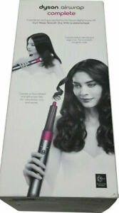 Dyson Airwrap Complete Styler Hair Styling Set with Case NEW