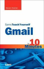 Sams Teach Yourself Gmail in 10 Minutes-ExLibrary