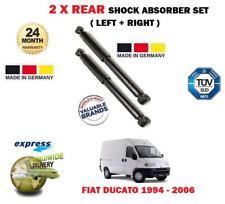 PER FIAT DUCATO 1.9 2.0 2.5 2.8D TD JTD HDI 1994-2006 2x SET Ammortizzatori