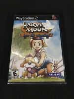 Harvest Moon: Save the Homeland Sony PlayStation 2 PS2 Brand New Factory Sealed