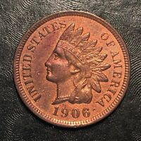 1906 Indian Cent - High Quality Scans #H176