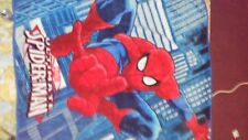 Marvel's Ultimate Spider-Man 50'x 60in Silk Touch Throw FREE NAME EMBROIDE