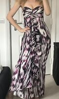Coast Silk Maxi Dress Double Lining 10 Never Worn