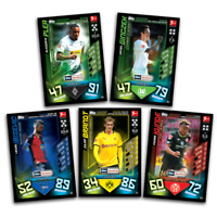 Topps Match Attax On Demand Bundesliga 2020 - Set 26 - 5 Karten OD129 - OD134